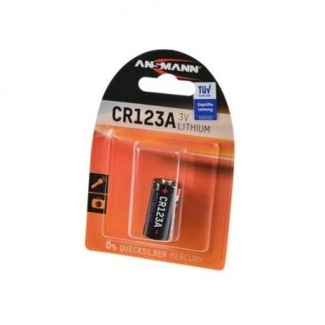 Батарейка ANSMANN CR123A