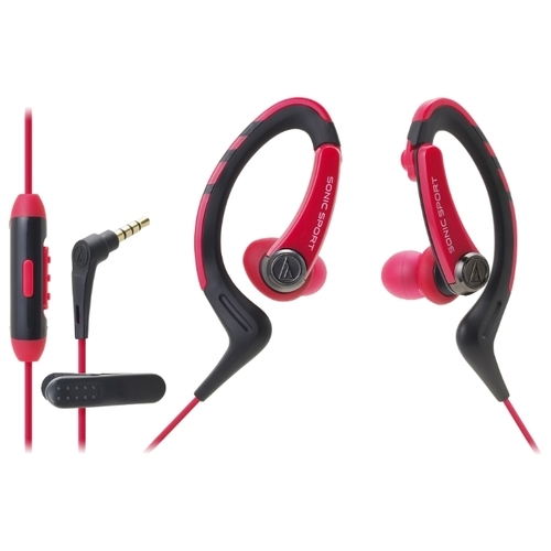Наушники Audio-Technica ATH-SPORT1iS