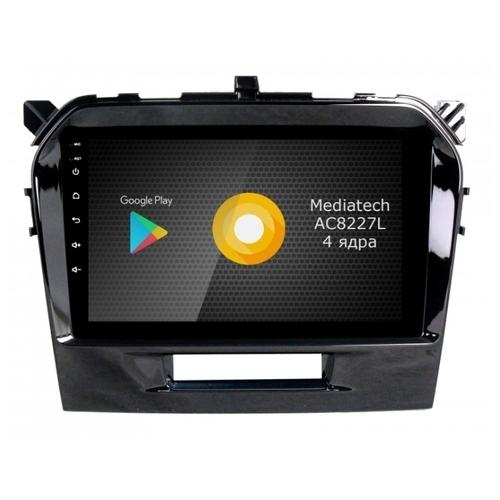 Автомагнитола ROXIMO S10 RS-3504 Suzuki Vitara 2 (Android 8.1)