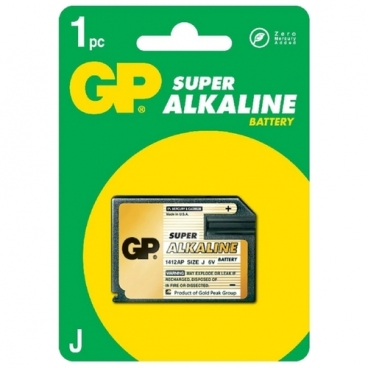Батарейка GP Super Alkaline 1412AP
