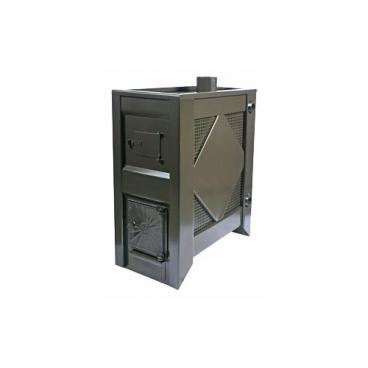 Твердотопливный котел Радуга КО-3 20 кВт одноконтурный