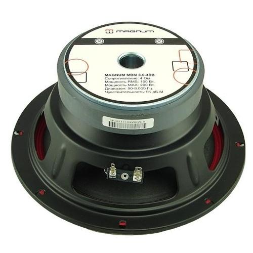Автомобильная акустика Magnum MBM 8.0-4SB