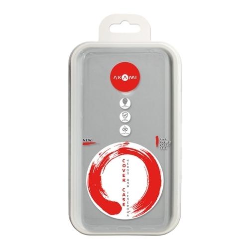 Чехол Akami для Meizu M6 (прозрачный силикон)