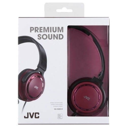 Наушники JVC HA-S520