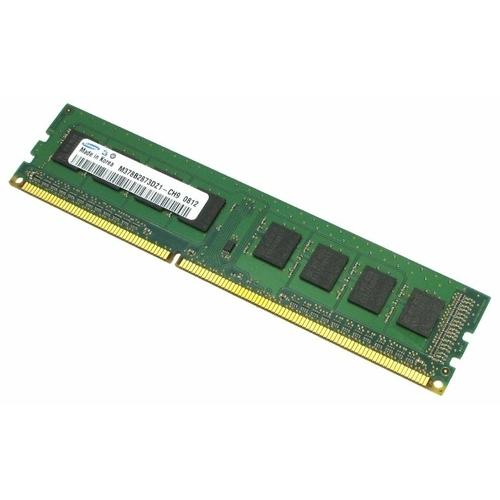 Оперативная память 4 ГБ 1 шт. Samsung DDR3 1333 DIMM 4Gb