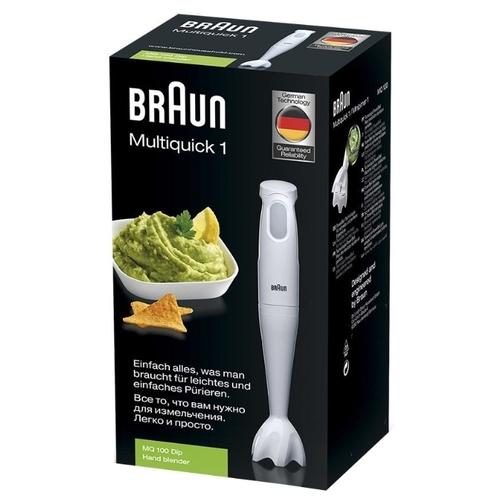 Погружной блендер Braun MQ 100 Dip