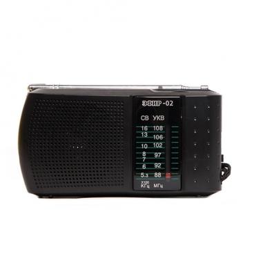 Радиоприемник ЭФИР 02