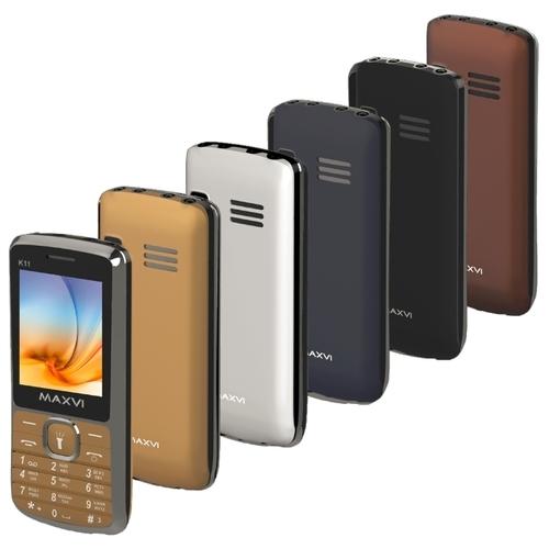 Телефон MAXVI K11
