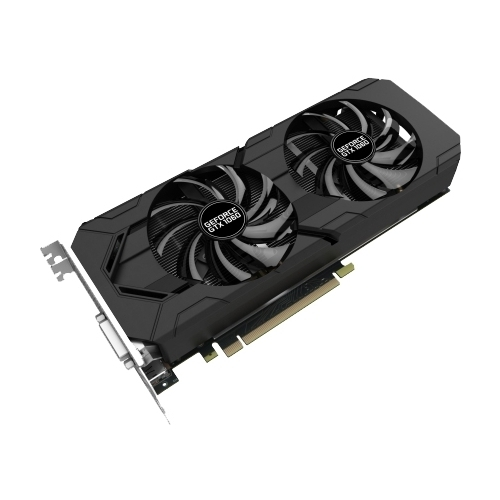 Видеокарта Gainward GeForce GTX 1060 1506Mhz PCI-E 3.0 6144Mb 8000Mhz 192 bit DVI HDMI HDCP