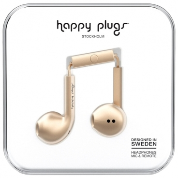 Наушники Happy Plugs Earbud Plus