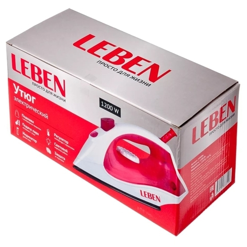 Утюг Leben 249-006