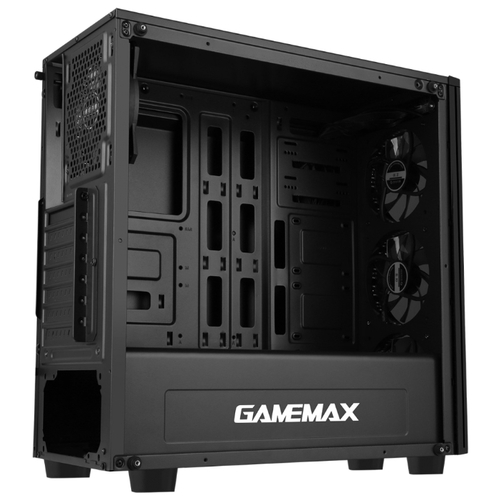 Компьютерный корпус GameMax Polaris Black