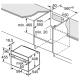 Микроволновая печь встраиваемая Bosch COA565GS0