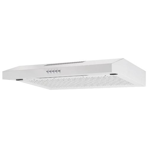 Подвесная вытяжка LEX S 600 White