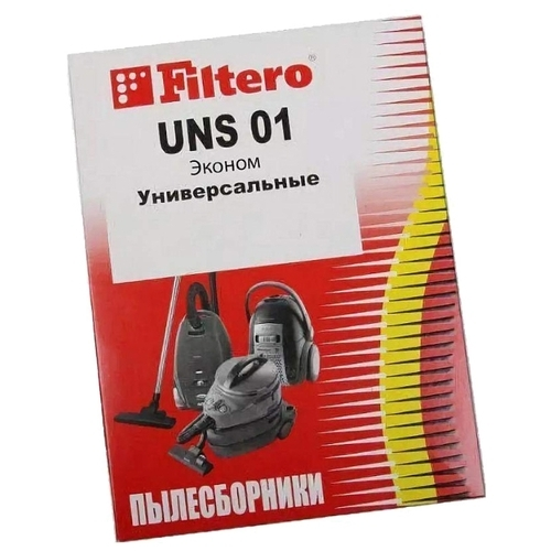 Filtero Мешки-пылесборники UNS 01 Эконом
