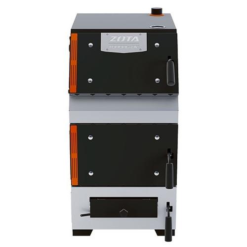 Твердотопливный котел ZOTA Тополь-32ВК 32 кВт одноконтурный