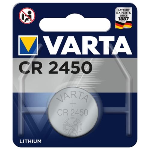 Батарейка VARTA CR2450