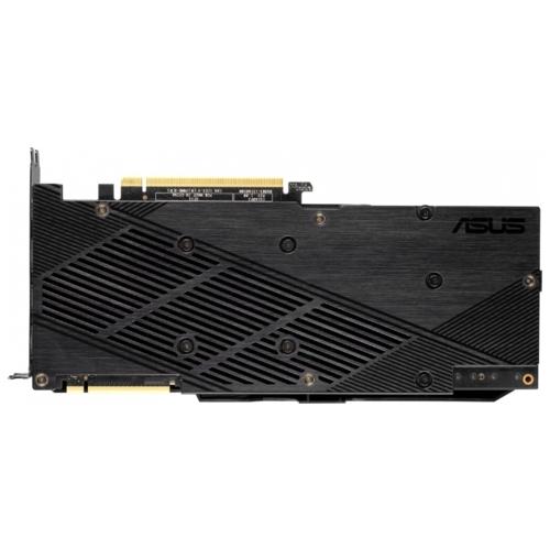 Видеокарта ASUS DUAL GeForce RTX 2080 1515MHz PCI-E 3.0 8192MB 14000MHz 256 bit 3xDisplayPort HDMI HDCP EVO