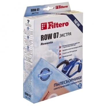 Filtero Мешки-пылесборники ROW 07 Экстра