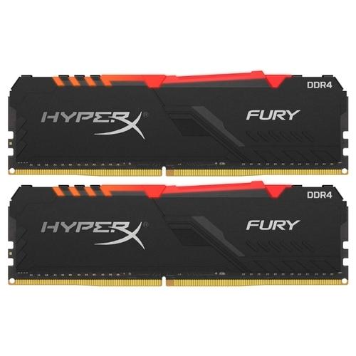 Оперативная память 8 ГБ 2 шт. HyperX HX432C16FB3AK2/16