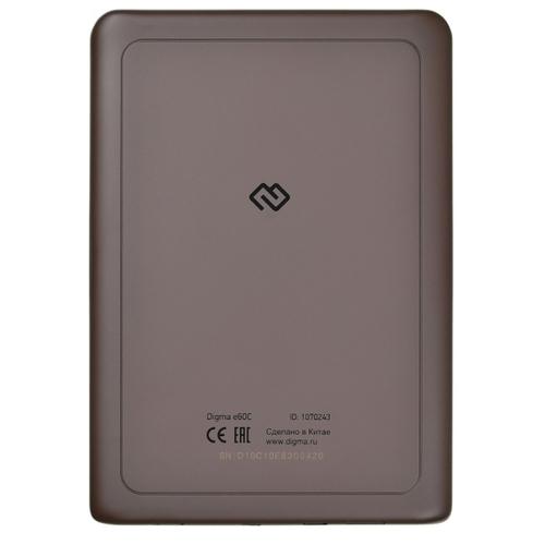 Электронная книга Digma e60C