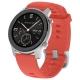 Часы Amazfit GTR 42mm aluminium case, silicone strap