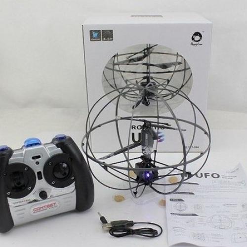 Вертолет Happy Cow Robotic UFO 1:5