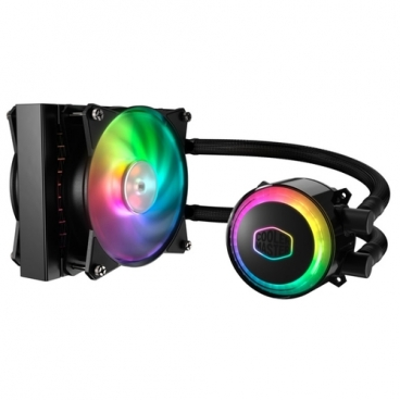 Кулер для процессора Cooler Master MasterLiquid ML120R RGB