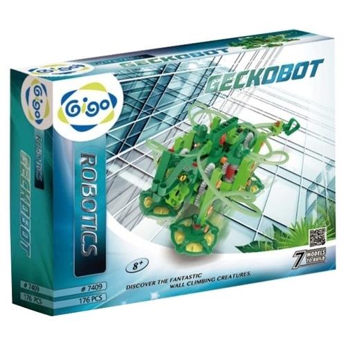 Пневматический конструктор Gigo Robotics 7409 Гигобот