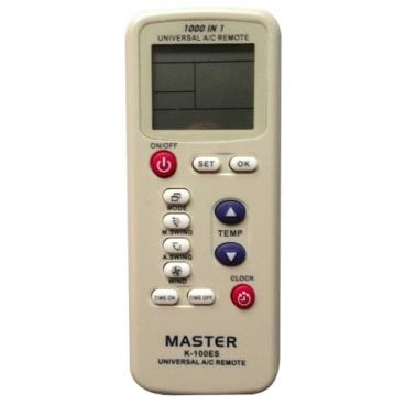 Пульт ДУ Master K-100ES для кондиционера