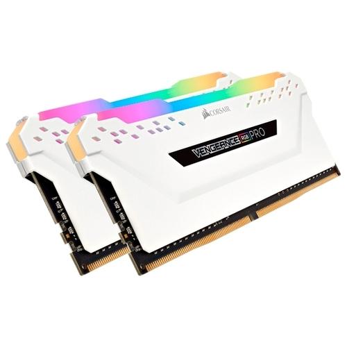 Оперативная память 16 ГБ 2 шт. Corsair CMW32GX4M2A2666C16W
