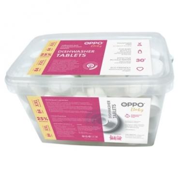 OPPO Baby таблетки для посудомоечной машины