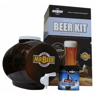 Мини-пивоварня Mr.Beer Deluxe Kit,