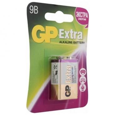 Батарейка GP Extra Alkaline 9V Крона
