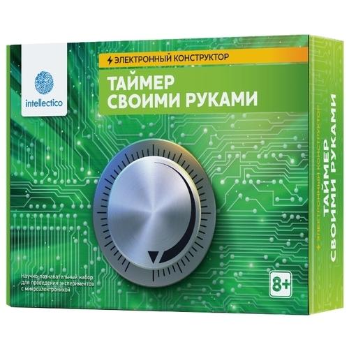 Электронный конструктор Intellectico Своими руками 1008 Таймер