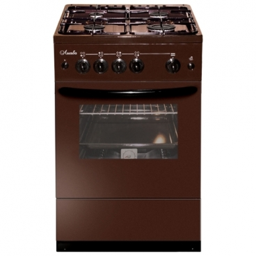 Плита Лысьва ГП 400 М2С-2у коричневая