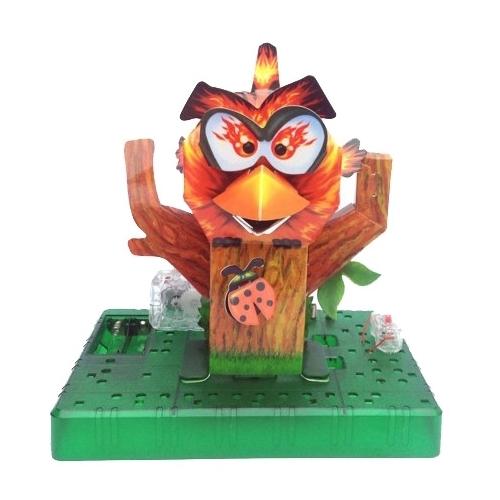 Электронный конструктор ND Play 3D 277389 Волшебная птица