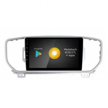 Автомагнитола ROXIMO S10 RS-2319 KIA Sportage 4 (Android 8.1)