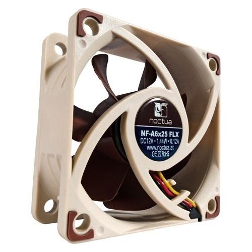 Система охлаждения для корпуса Noctua NF-A6x25 FLX