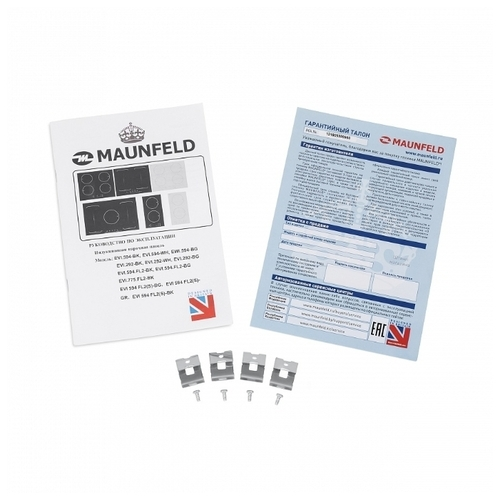 Варочная панель MAUNFELD EVI.594-WH