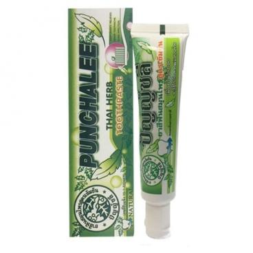Зубная паста Punchalee Органическая с тайскими травами