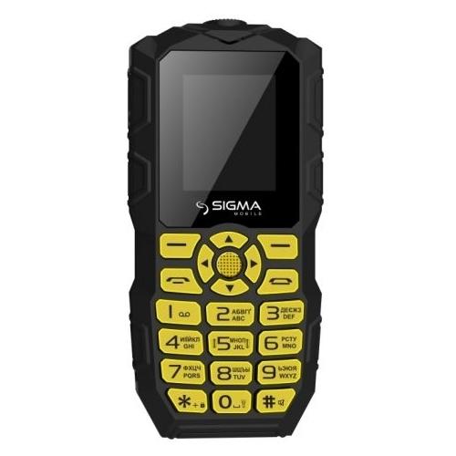 Телефон Sigma mobile X-treme IO68 Bobber