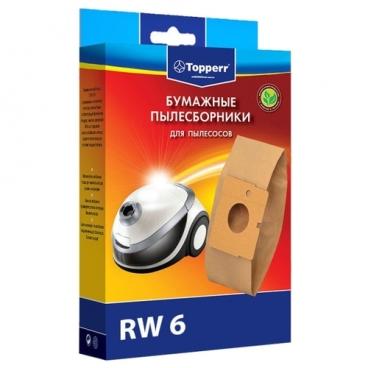 Topperr Бумажные пылесборники RW6