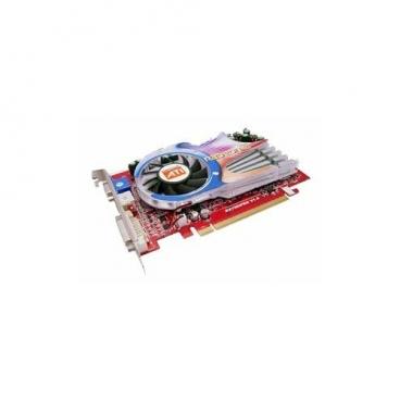 Видеокарта GeCube Radeon X700 SE 400Mhz PCI-E 256Mb 500Mhz 128 bit DVI TV YPrPb