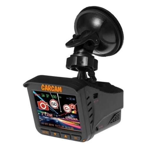 Видеорегистратор с радар-детектором CARCAM COMBO 5