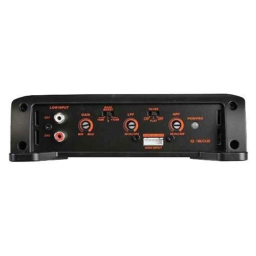 Автомобильный усилитель Cadence Q1602