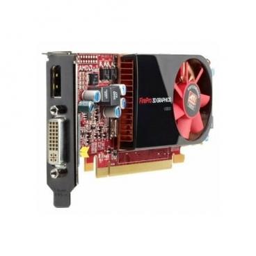Видеокарта HP FirePro V3800 650Mhz PCI-E 2.0 512Mb 1800Mhz 64 bit DVI