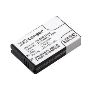 Аккумулятор Cameron Sino CS-SME237SL для Samsung GT-E2370 Solid