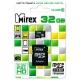 Карта памяти Mirex microSDHC Class 10 32GB + SD adapter
