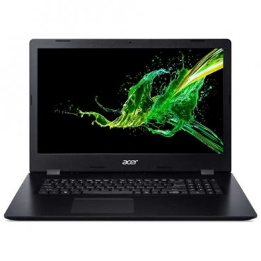 "Ноутбук Acer ASPIRE 3 (A317-51K-35Q7) (Intel Core i3 7020U 2300 MHz/17.3""/1600x900/4GB/1000GB HDD/DVD нет/Intel UHD Graphics 620/Wi-Fi/Bluetooth/Linux)"
